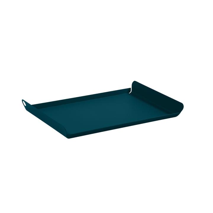 De tablet Alto small van Fermob, acapulco blauw