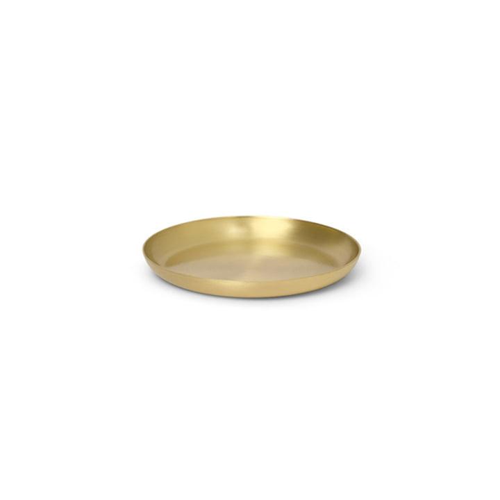 Basho Messing schaal Ø 9,5 cm by ferm Living