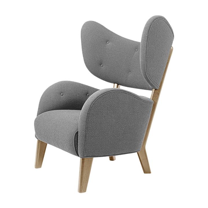 My Own Stoel fauteuil van by Lassen in natuurlijk eiken (Sacho Zero 16)