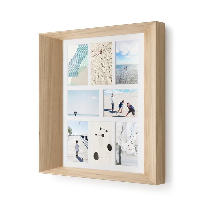 Lookout Fotolijst (muur), 50 x 50 cm van Umbra in de natuur