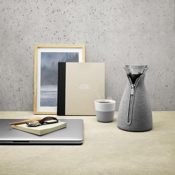 Eva Solo - CafeSolo koffiezetapparaat Geweven 1 l, lichtgrijs